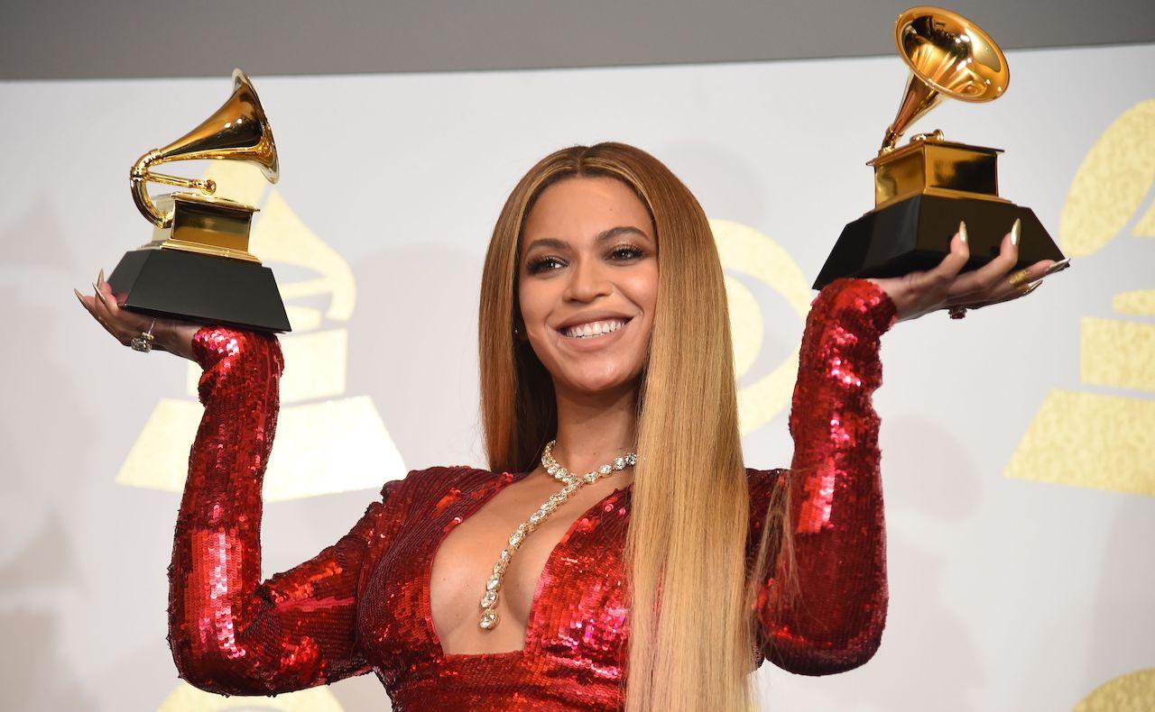 Beyonce-awards